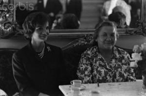 Jackie Kennedy & Nina Khrushchev Chat