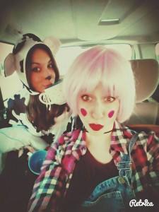 vaca y lechera