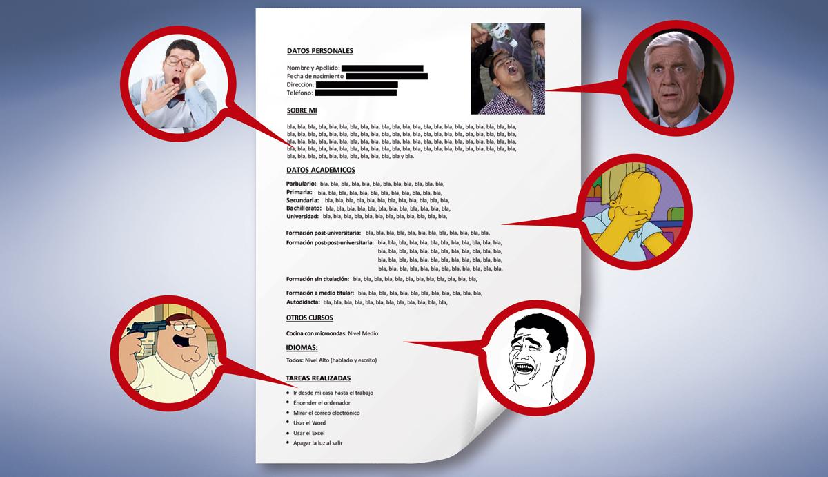 Curriculum en Infojobs: 15 consejos para pasar el corte