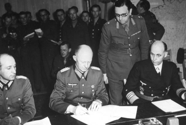 rendición alemana