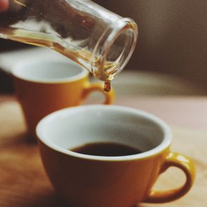 foto de cafe