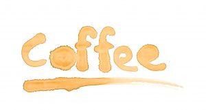 pintar con cafe