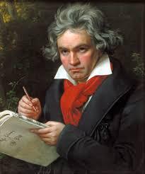 genios de la historia Beethoven