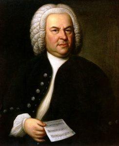 genios de la historia Bach