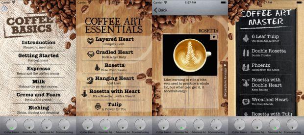 apps cafe